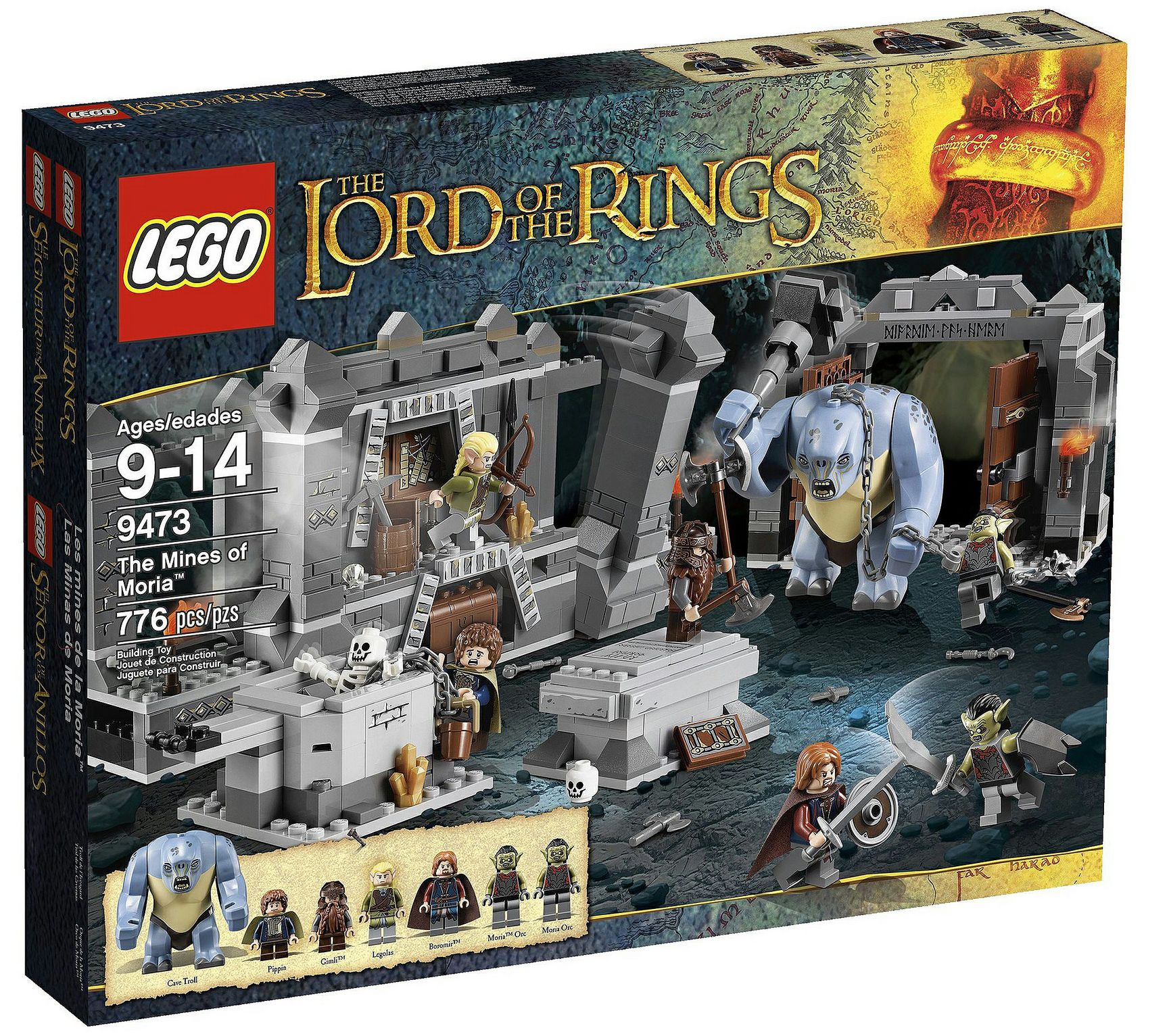 Lego 5001132 – The Lord of the Rings Collection | i Brick City