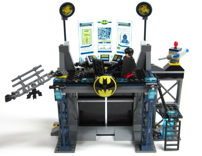 Lego Super Heroes 6860 – The Batcave | i Brick City
