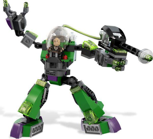 Lego Super Heroes 6862 Superman Vs Power Armor Lex I Brick City
