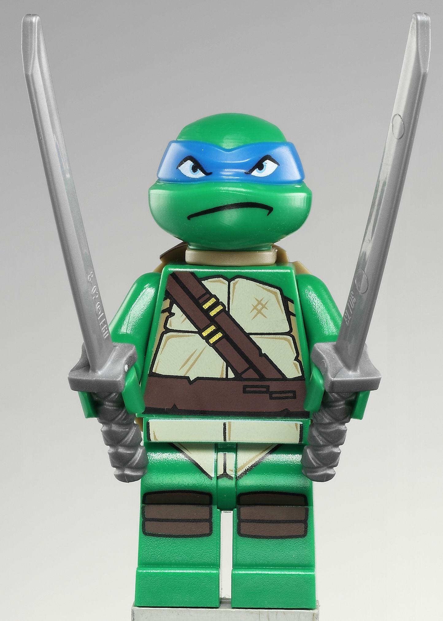 Ninja Turtle Nails: Lego 79104 Teenage Mutant Ninja Turtles