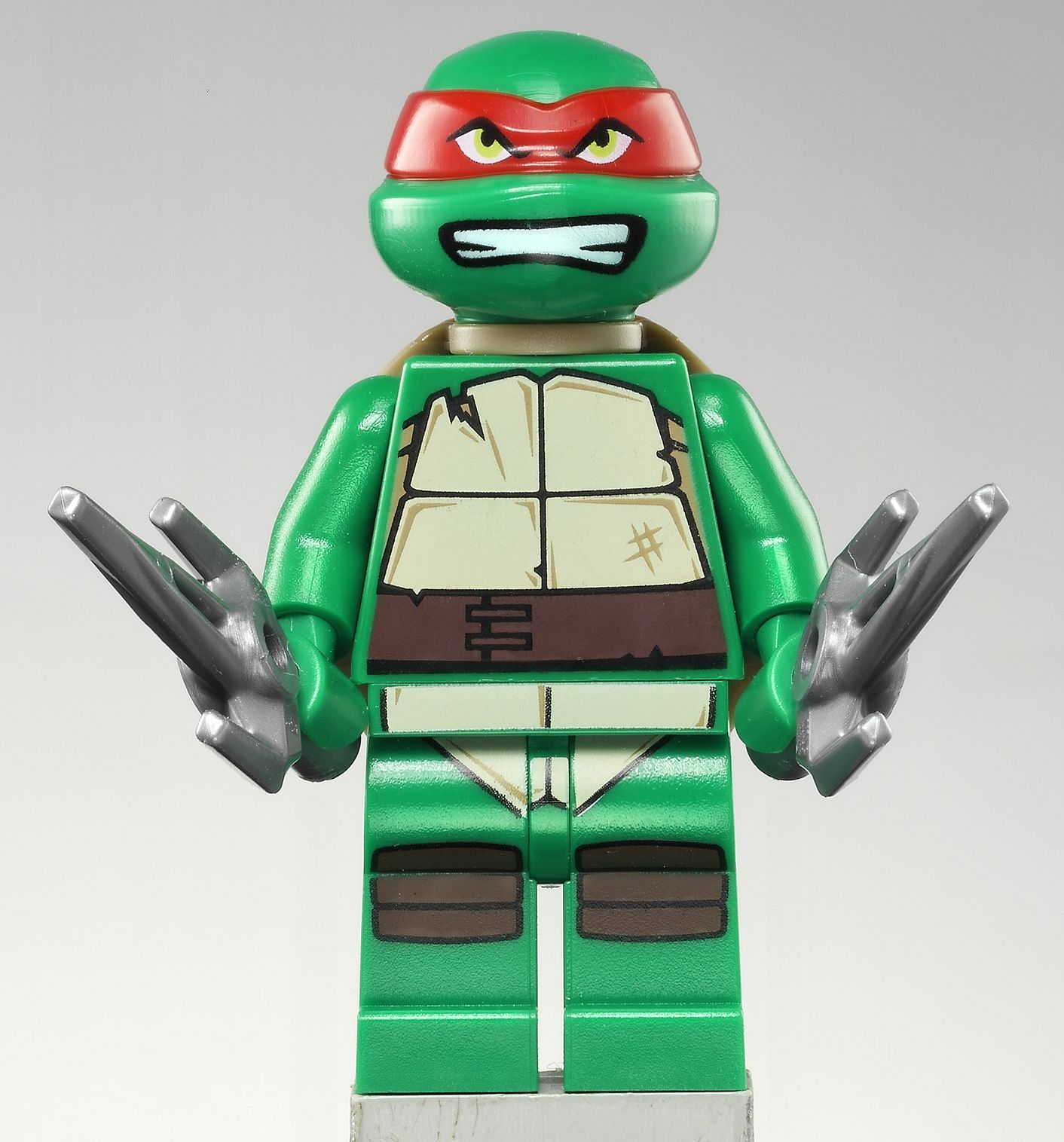 mutant ninja turtles 2013 ibrickcity 2 Lego 79104 Teenage Mutant Ninja