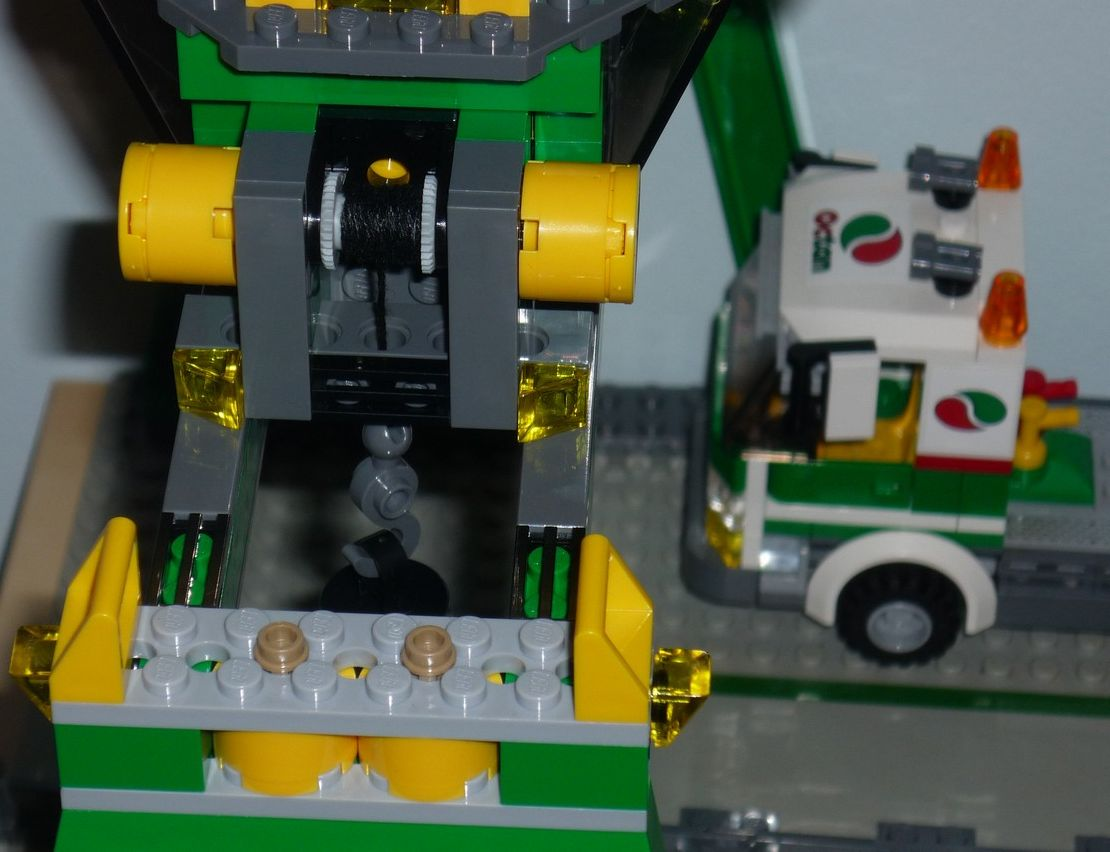 Lego City 7939 Cargo Train I Brick City