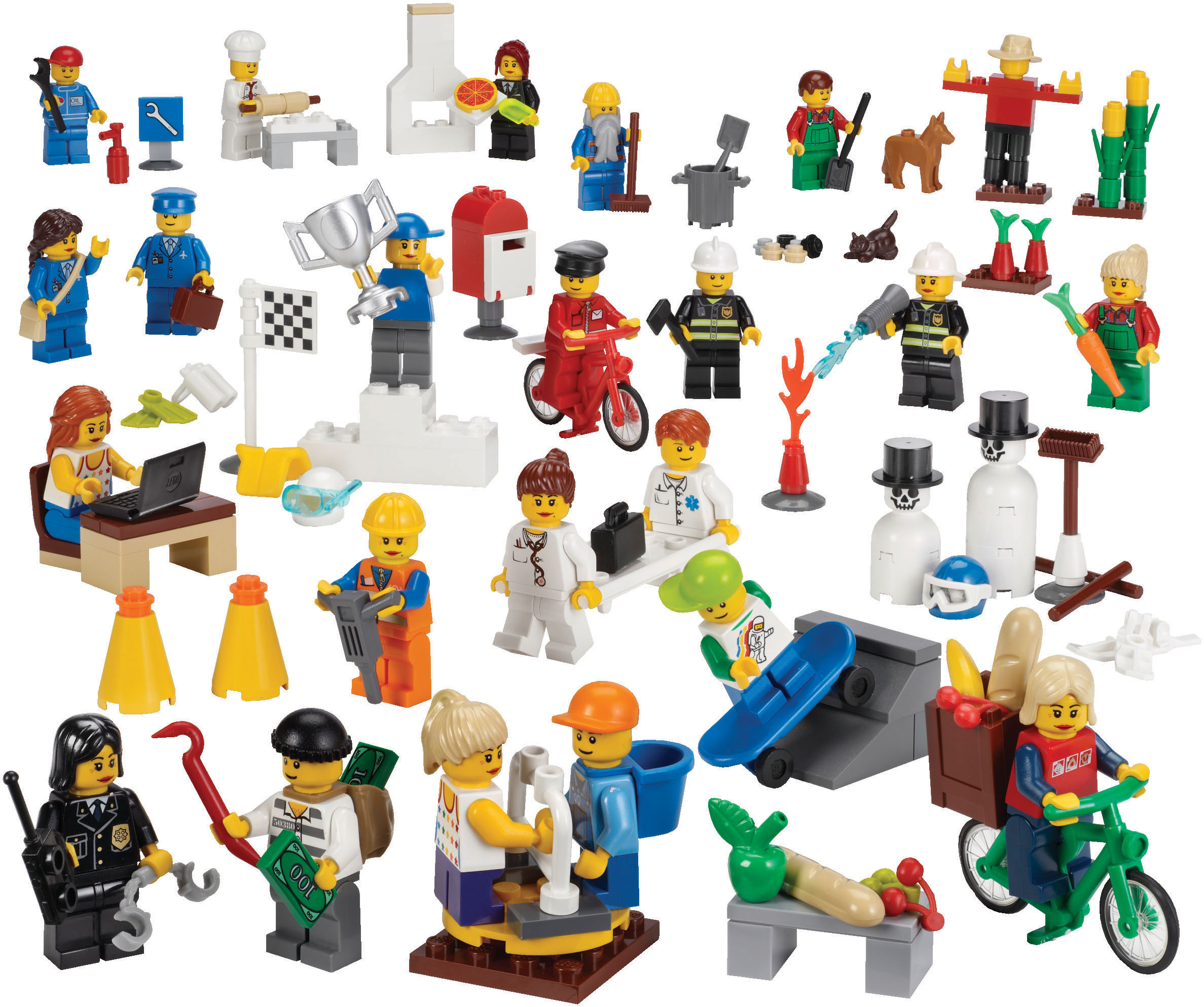 Lego Figure Pictures