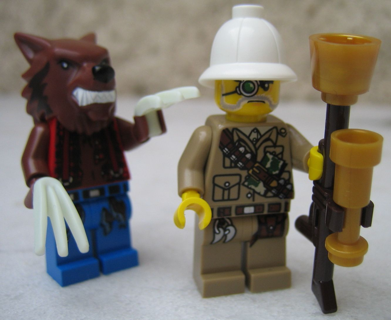 Wolf Of Fire Lego Monster Fighters ...