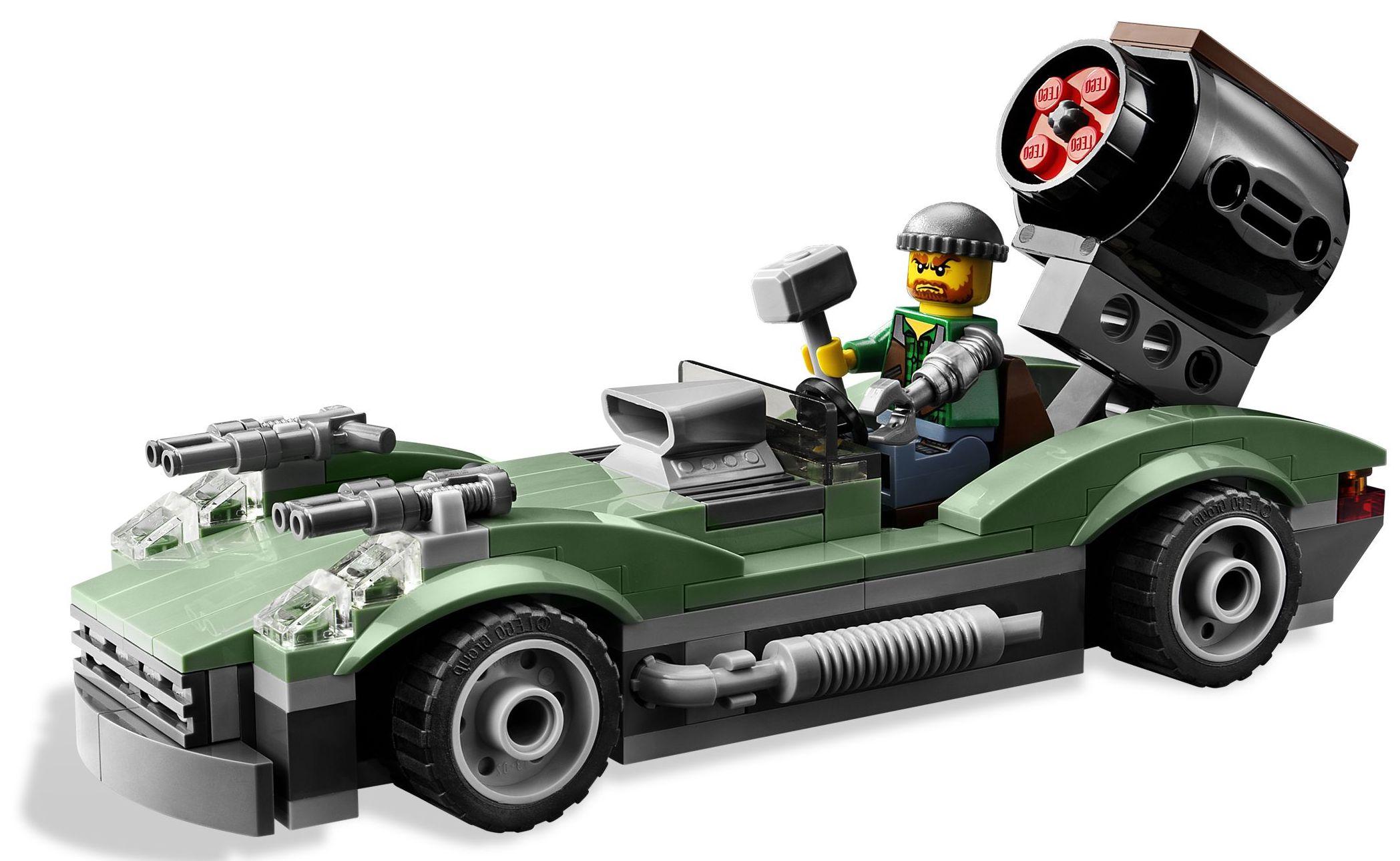 Lego Monster Fighters 9468 Vampyre Castle Ibrickcity 23