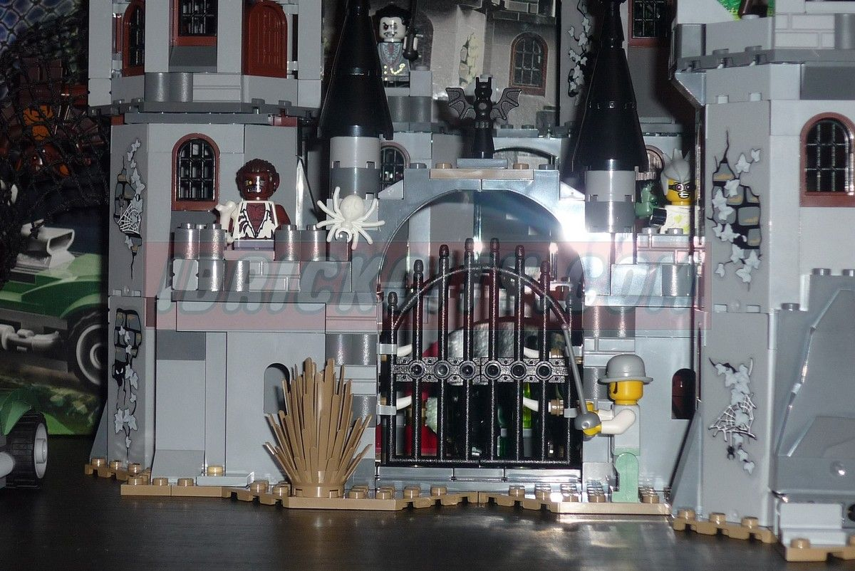 Lego City 7744 Police Headquarters I Brick Photo Gallery