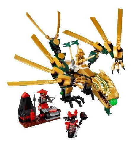 Ninjago Golden Ninja Wallpaper Lego Ninjago Golden Dragon
