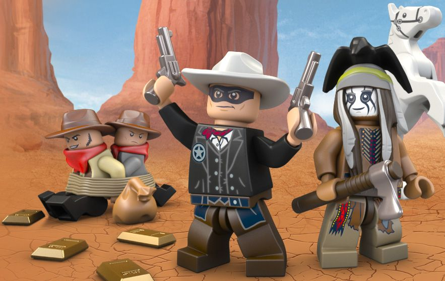 lone ranger lego coloring pages - photo#34