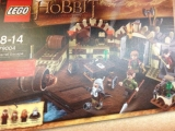 thumbs lego hobbit 79004 lord of the rings barrel escape ibrickcity Lego Lord of The Rings   New 2013 hobbit sets