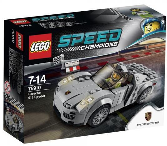 Lego Speed Champions Set Boxes Have Been Revealed I
