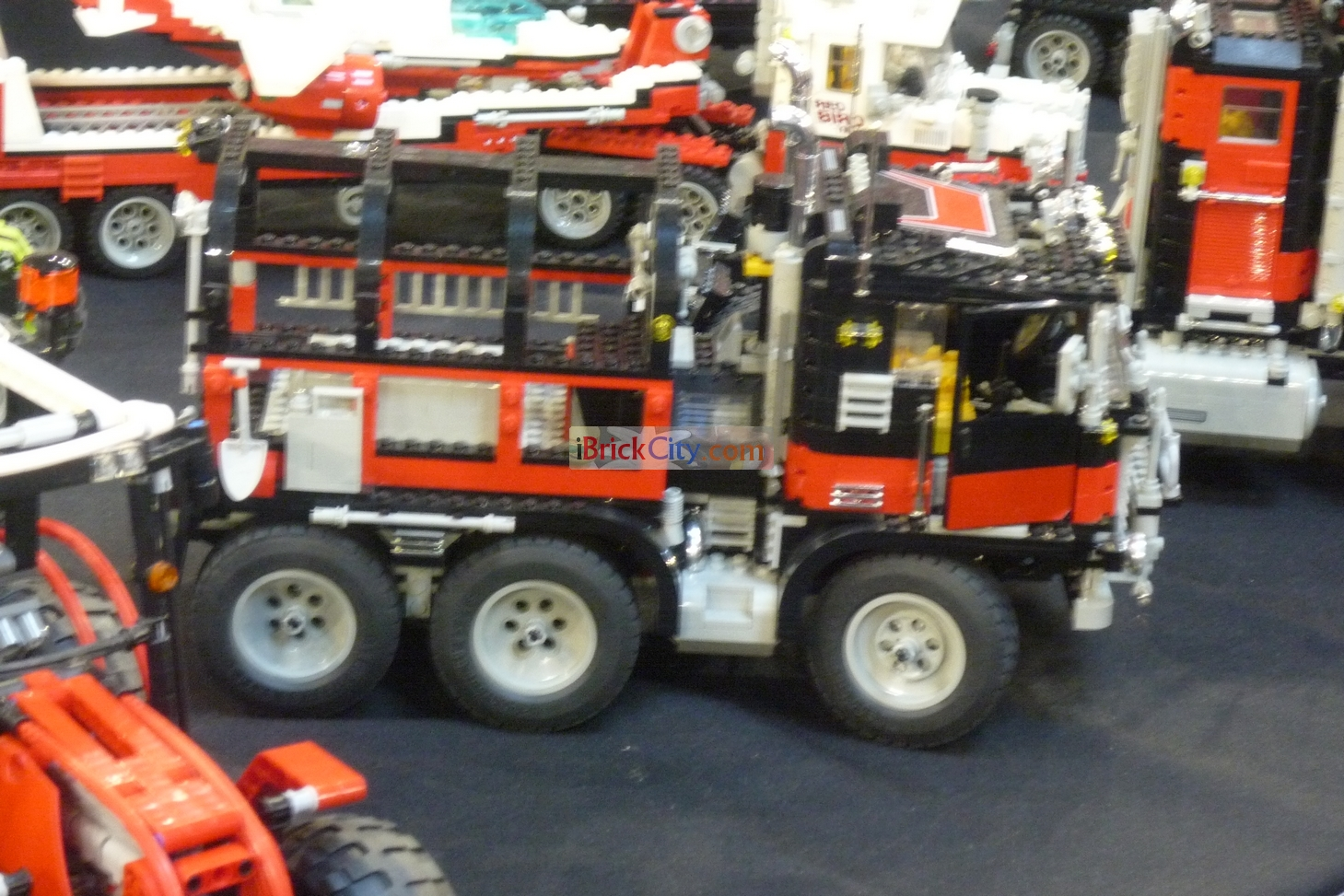 TechnicBRICKs: First quality images for 2H2012 LEGO Technic sets
