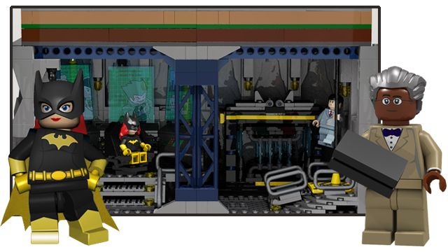 Unique Batman Vs Superman Bedroom Ideas That Rock: Lego Ideas – Assault On Wayne Minor