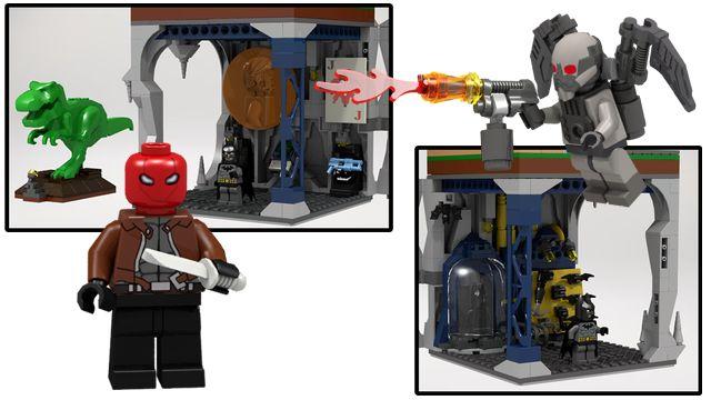 Lego Ideas Assault On Wayne Minor I Brick City