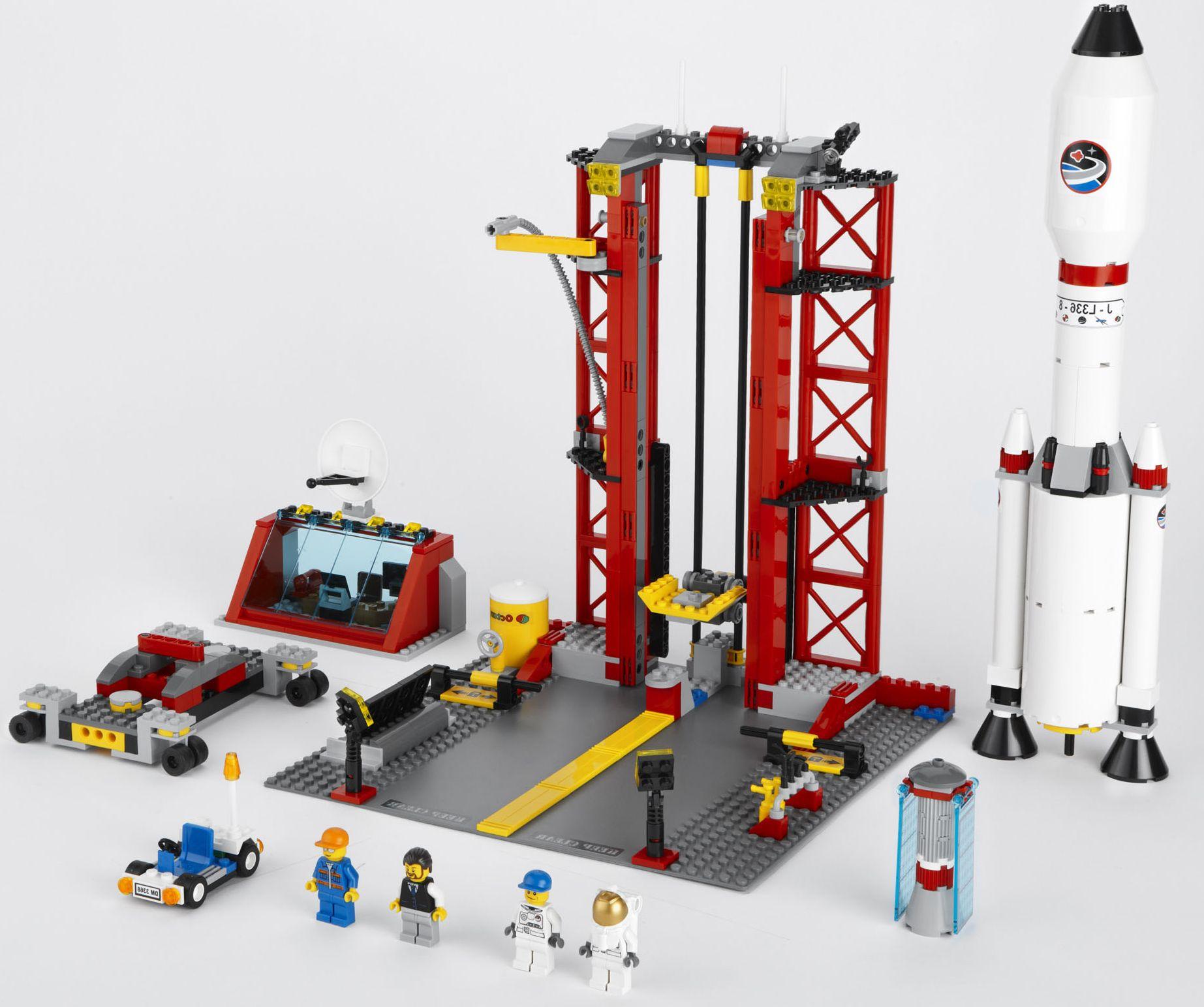 Lego City 3368 Space Center I Brick