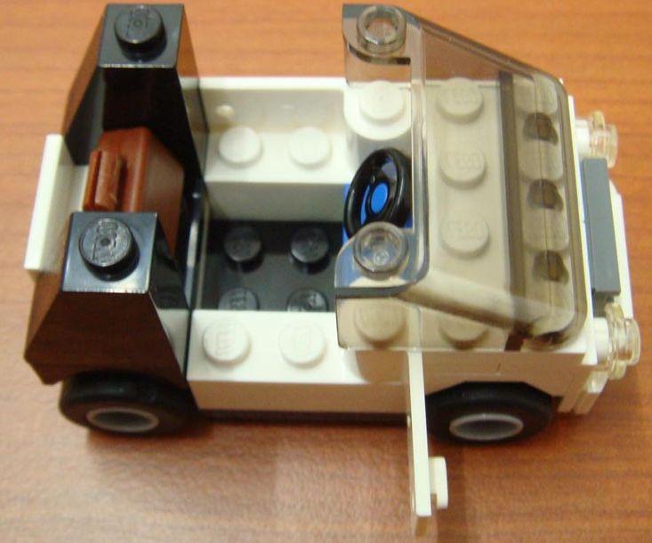 Lego City 3177 Small Car I Brick City