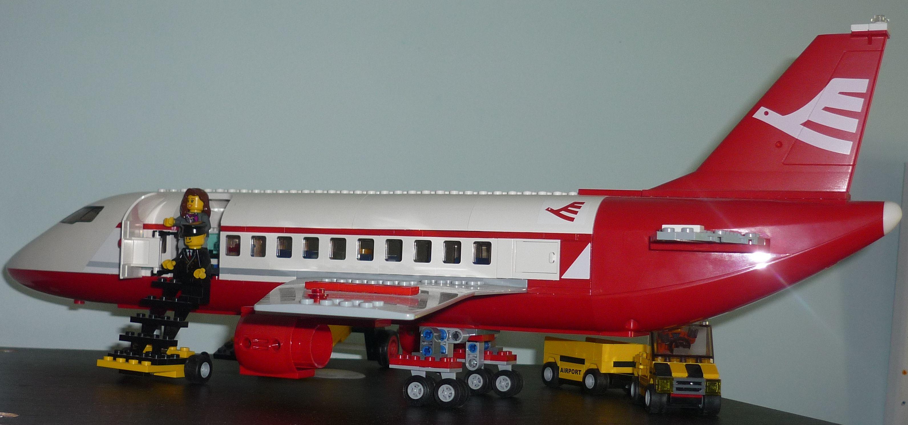 Home Design Lego City Planes