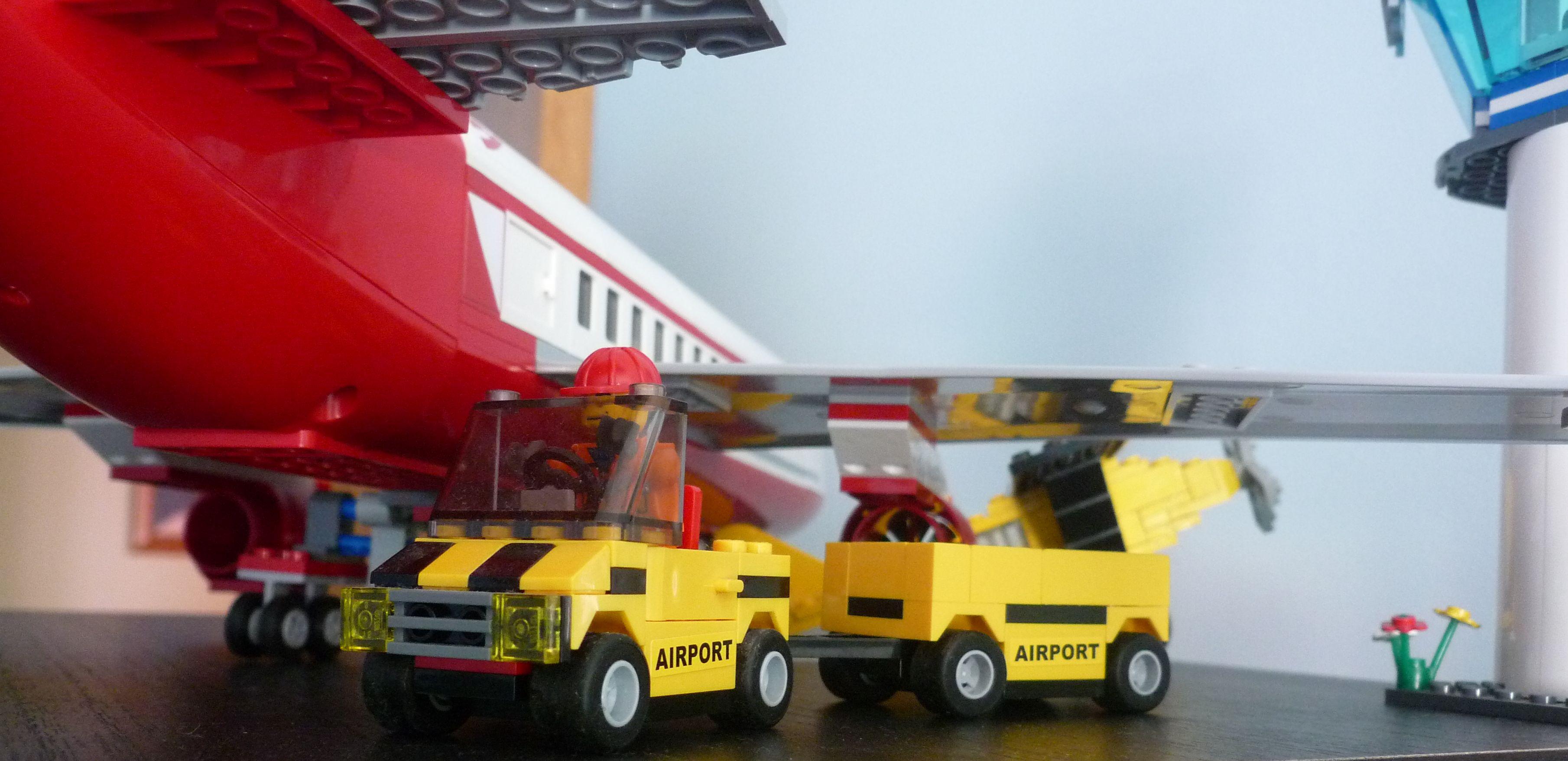Lego City 3182 Airport I Brick City