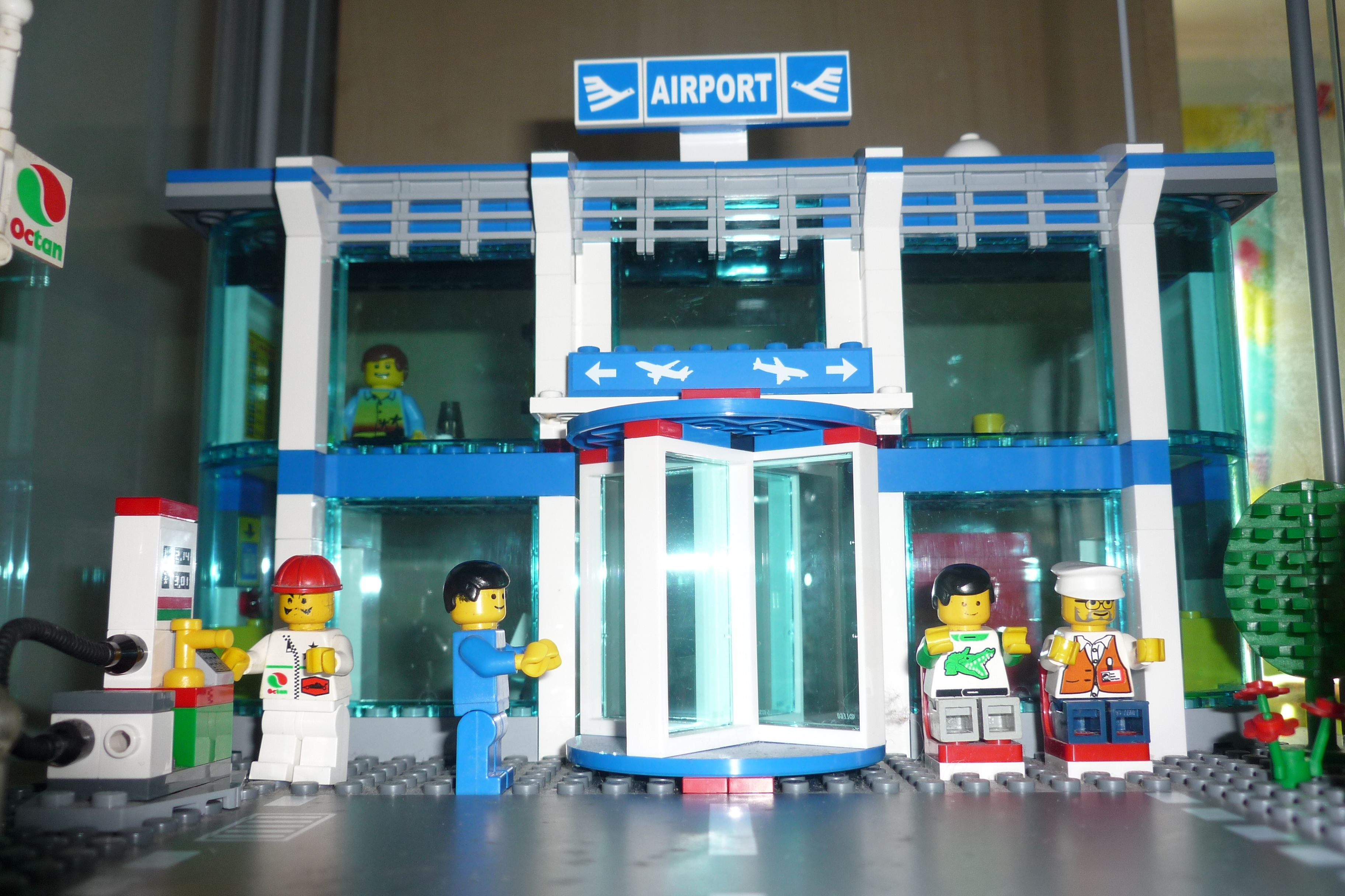 Lego City 3182 - Airport   i Brick City