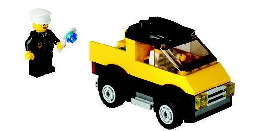Lego City 3658 Police Helicopter I Brick City