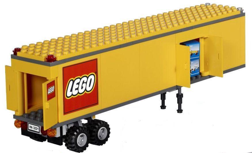 Lego City 3221 Lego City Truck I Brick City