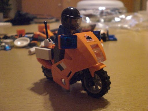 Lego City 7686 Helicopter Transporter I Brick City