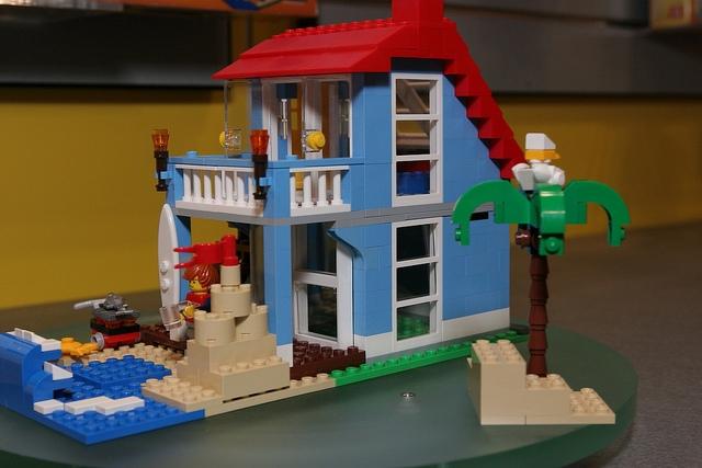 lego creator 7346 seaside house  u2013 preview