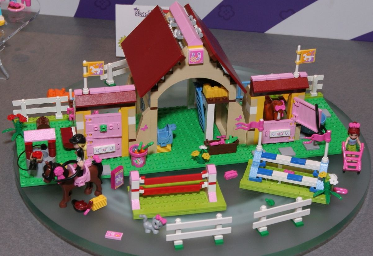 Lego Friends 3189 Horse Stable I Brick City