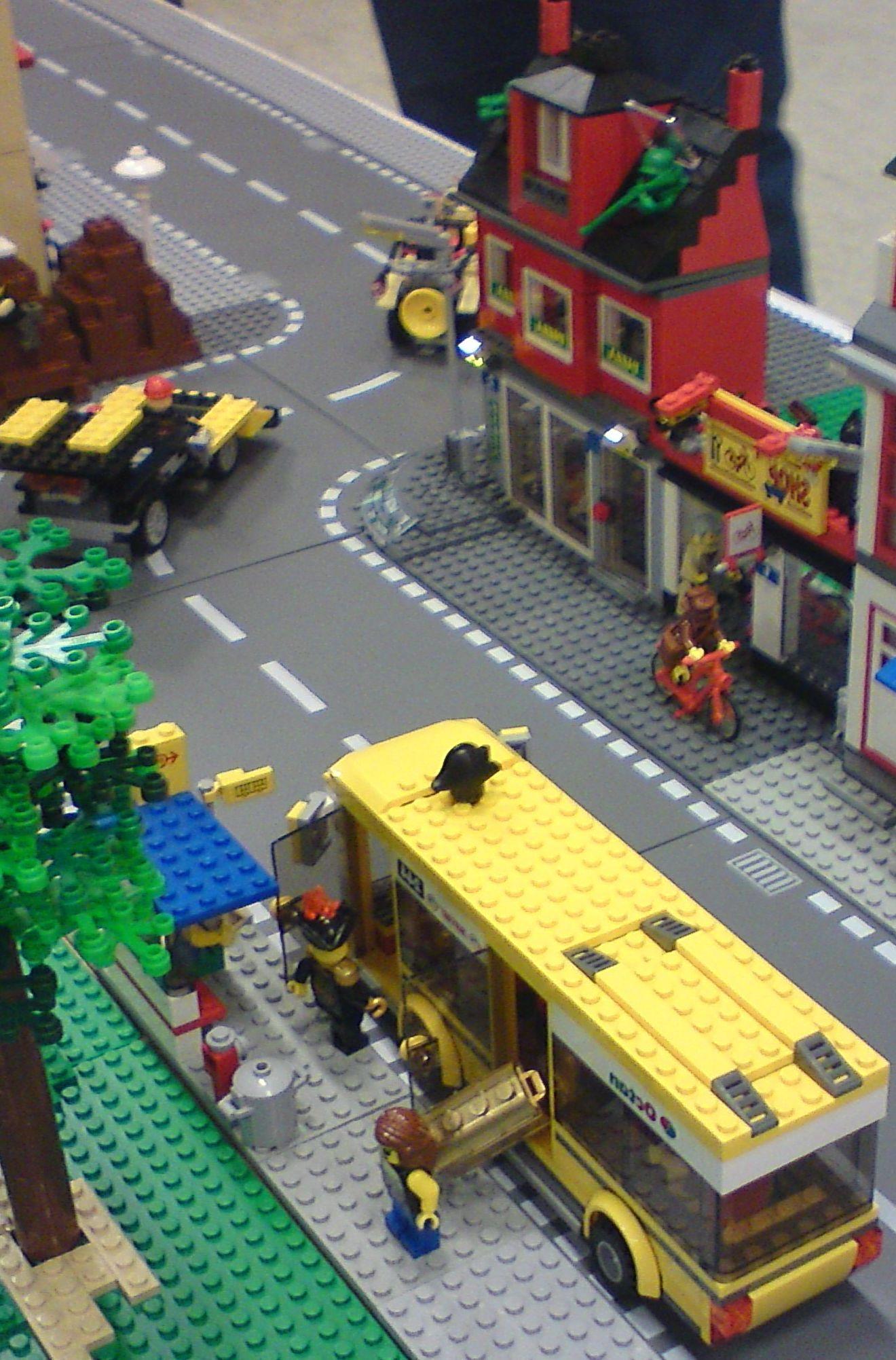 Lego City 7641 City Corner I Brick City