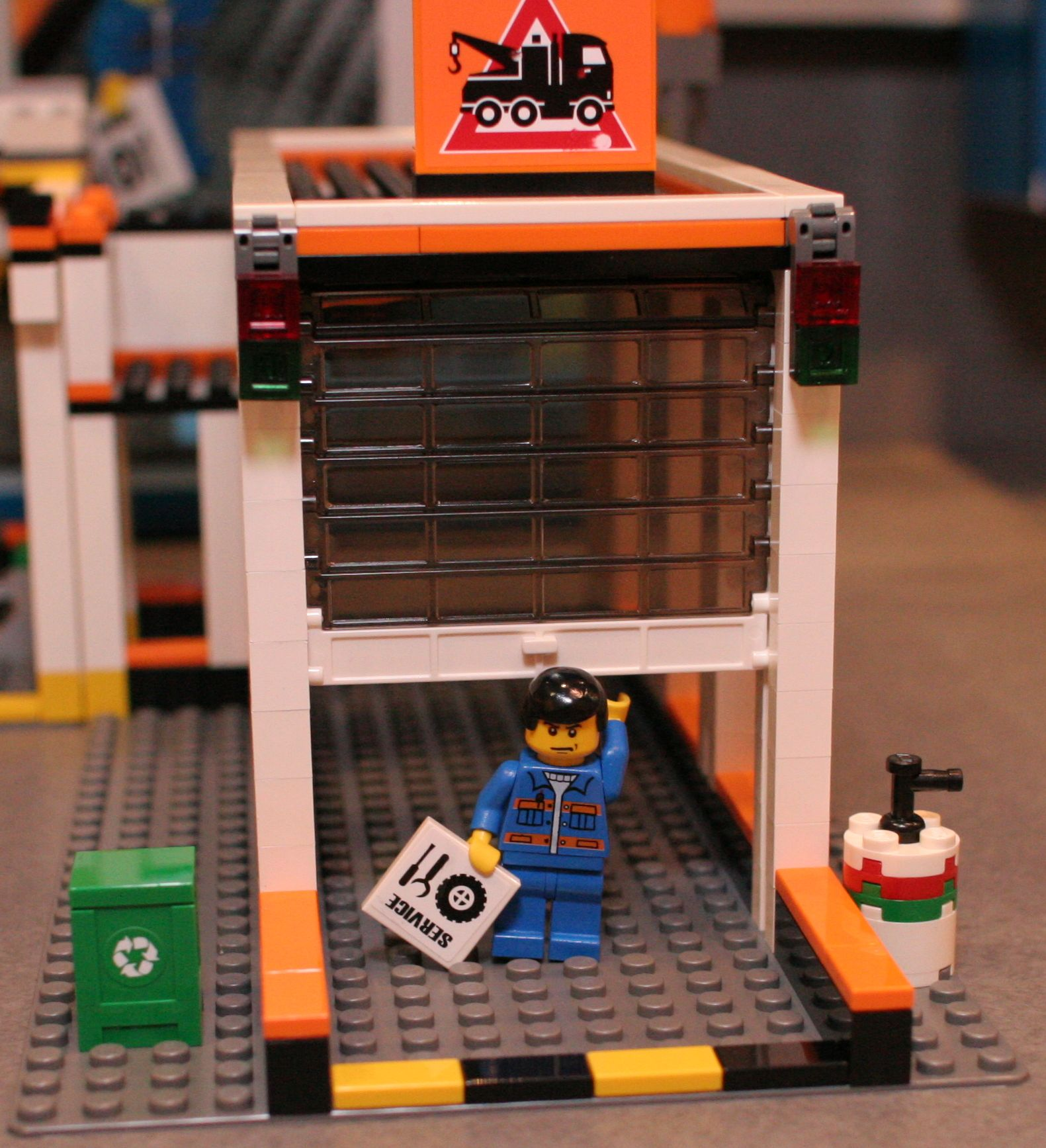 Lego City 7642 - Garage   i Brick City