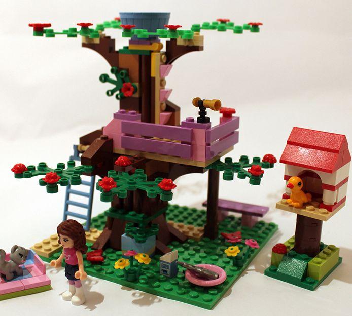 Lego Friends 3065 Olivias Tree House I Brick City
