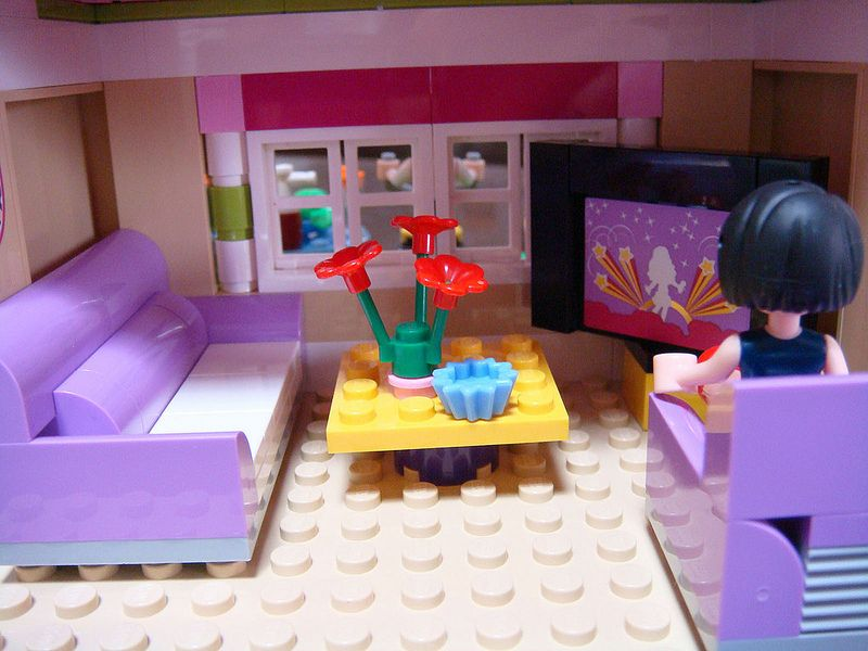Lego Friends 3315 Olivia S House I Brick City