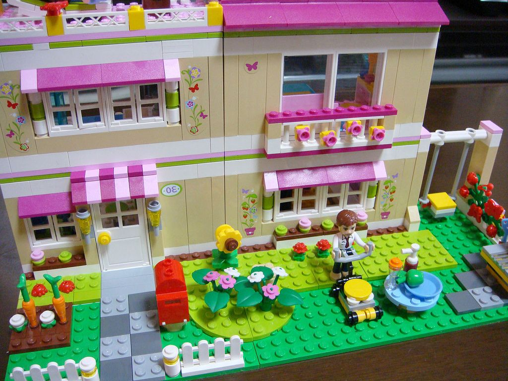 Lego Friends 3315 Olivias House I Brick City