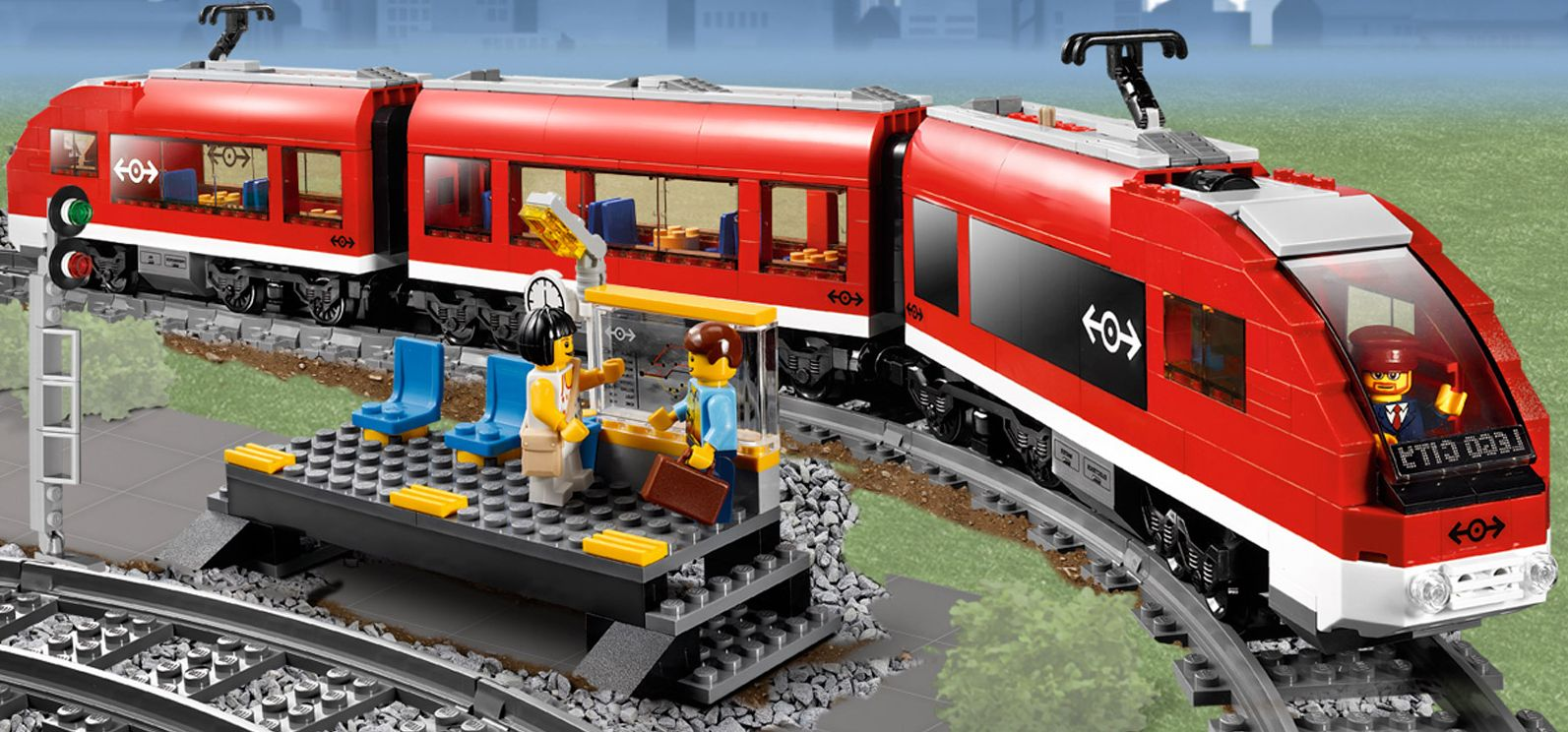 lego city train the image kid has it. Black Bedroom Furniture Sets. Home Design Ideas