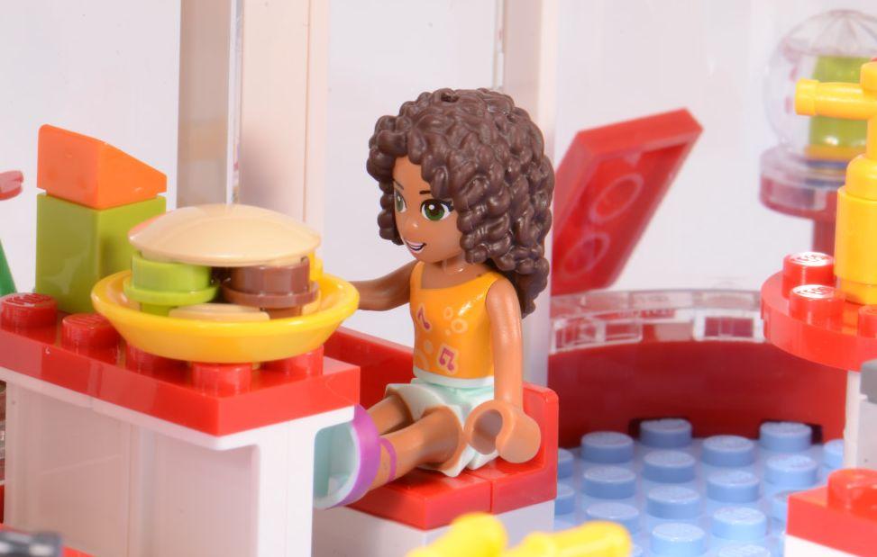 Lego Friends Butterfly Beauty Shop Instructions