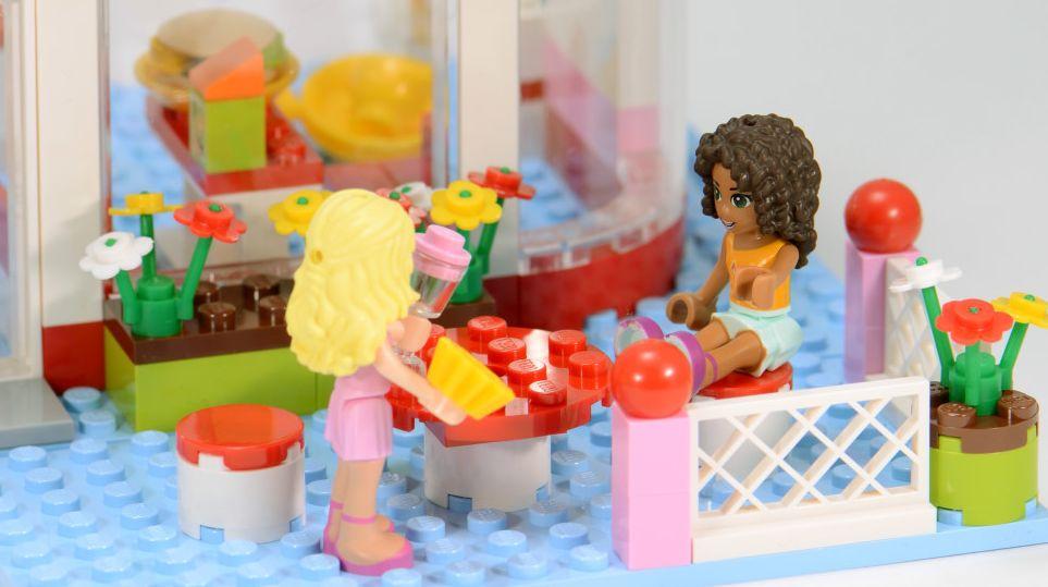 Lego Friends 3061 City Park Cafe I Brick City