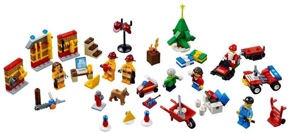 Lego City 4428 Advent Calendar I Brick City