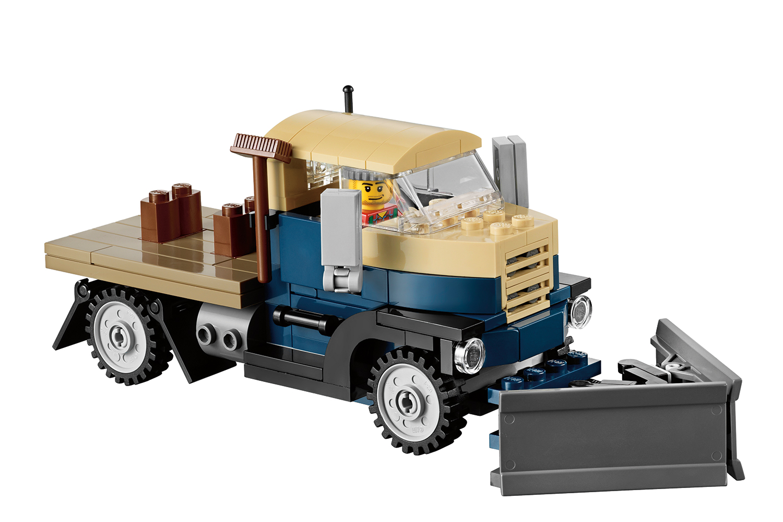 Lego 10229 Winter Village Cottage I Brick City
