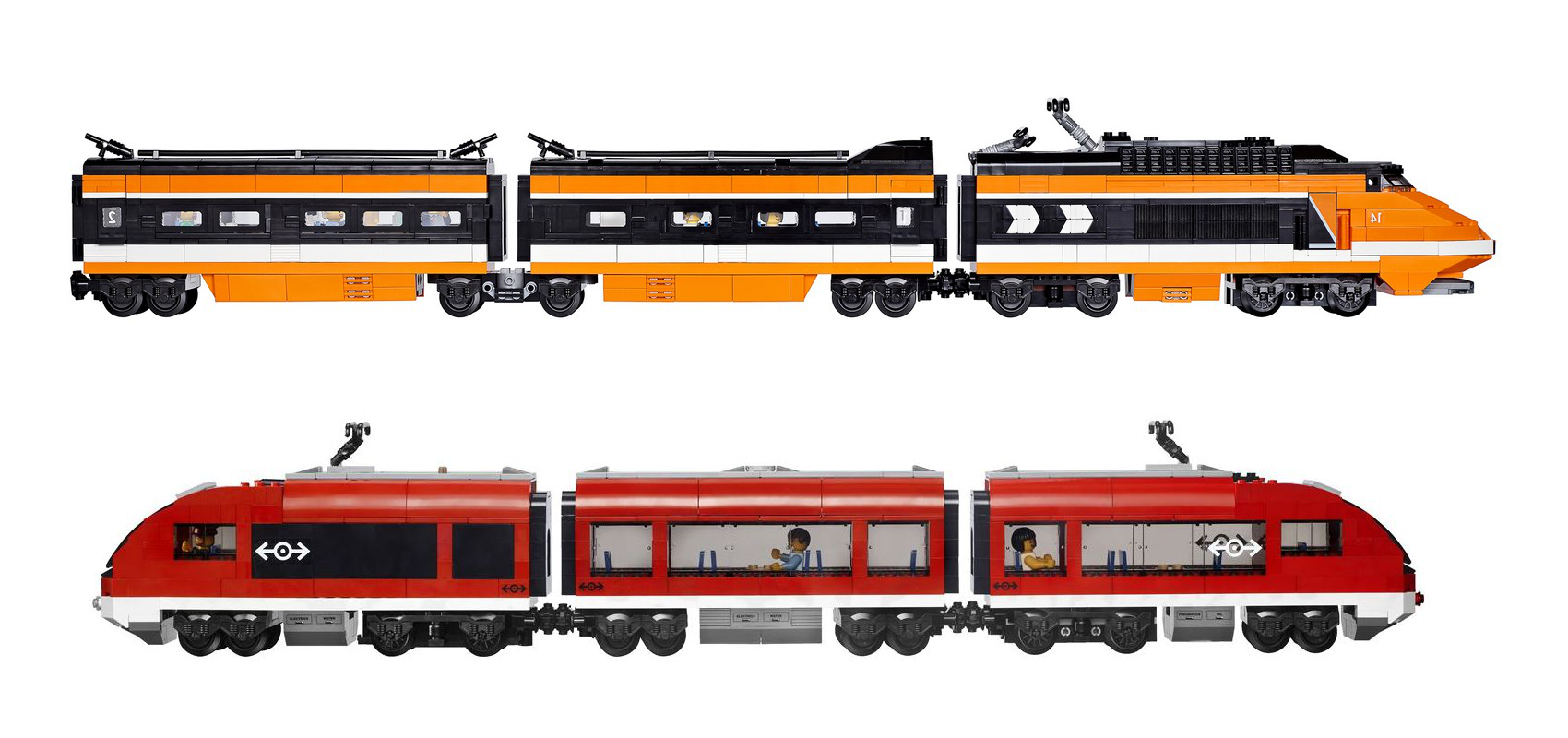 Lego Creator 10233 Horizon Express I Brick City