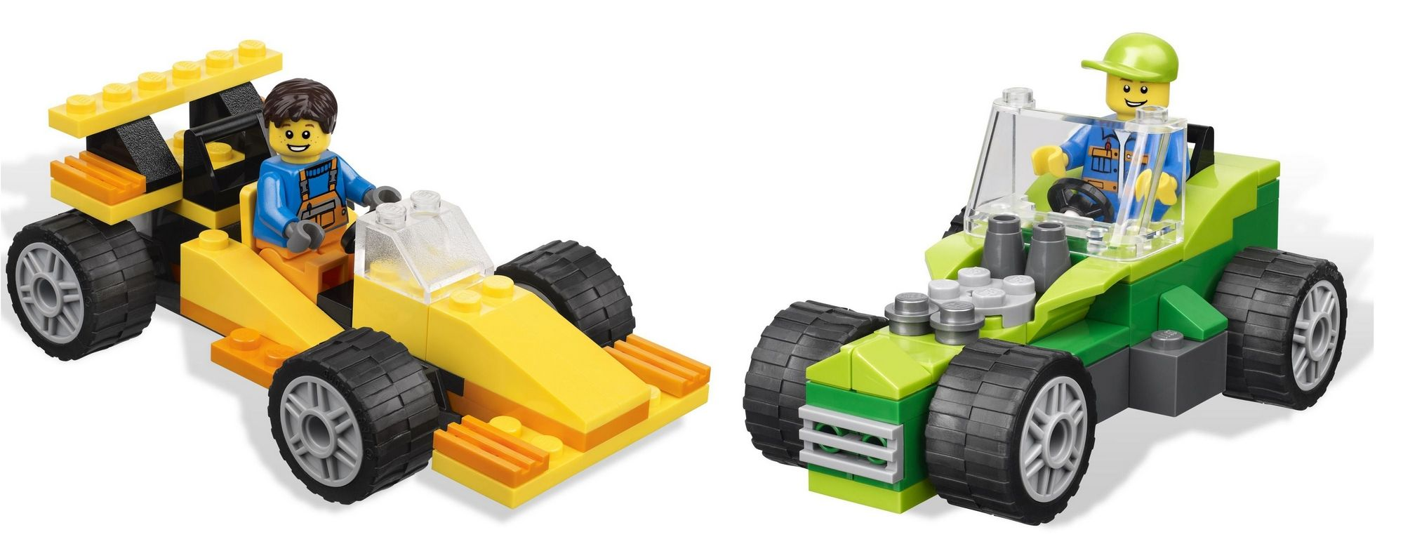 Lego 4635 – Fun With Vehicles | i Brick City
