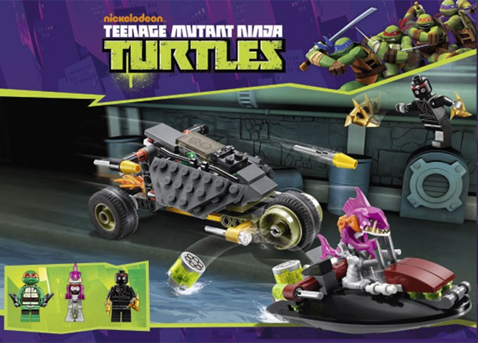 Lego teenage mutant ninja turtles – a couple of new sets have been