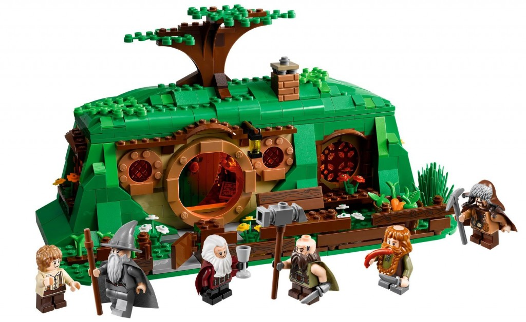 Lego lord of the rings New 2013 hobbit sets ibrickcity 79003  1024x628 Lego Lord of The Rings   New 2013 hobbit sets