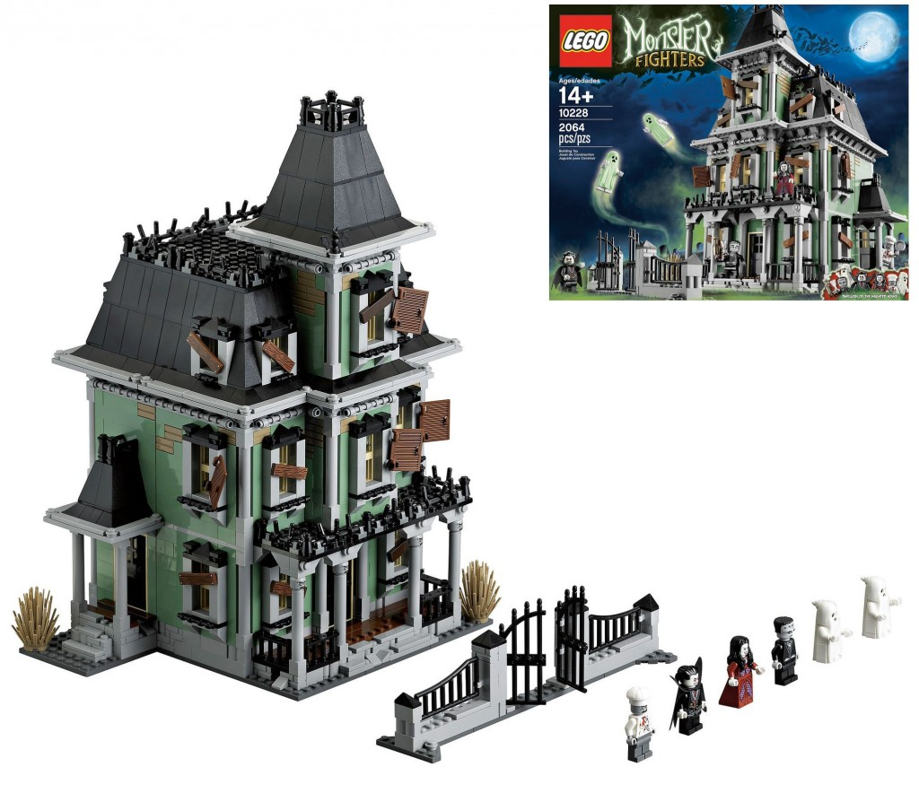 lego 10228 haunted house monster fighters ibrickcity 15 1024x894 Lego 10228 Monster Fighters   The Haunted House