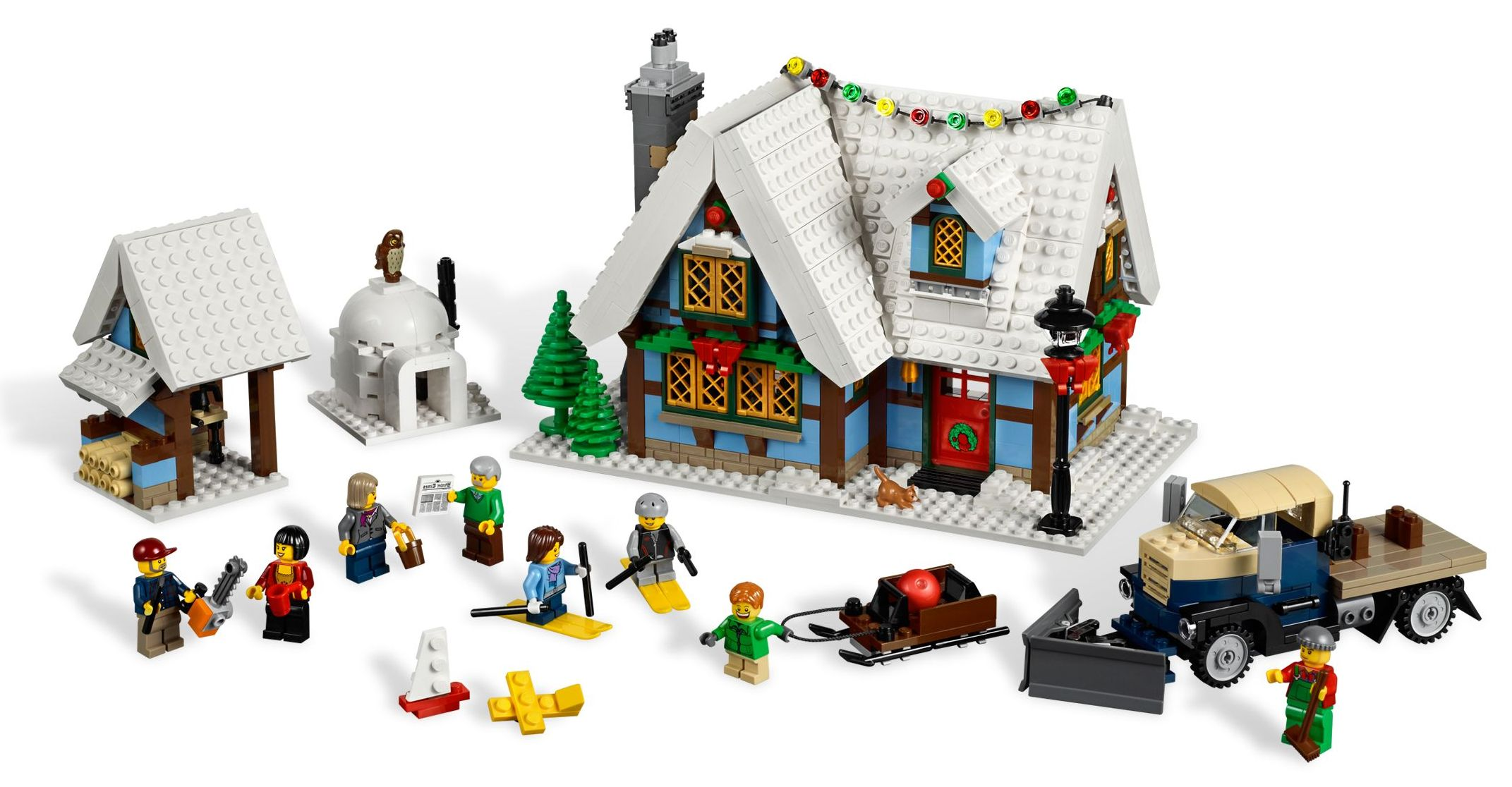 Lego 7498 Police Station – One of the most sold buildings in history ...