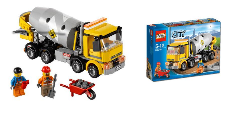 Lego 60017 and 60018 City – Finally Revealed | i Brick City