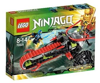 lego 70501 ninjago Warrior Bike ibrickcity Lego Ninjago – First available pictures of the 2013 sets