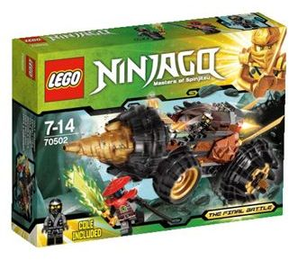 lego 70502 ninjago Coles Earth Driller ibrickcity Lego Ninjago – First available pictures of the 2013 sets