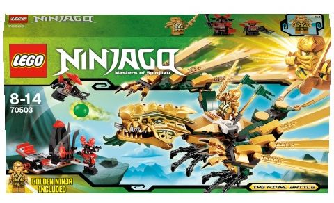 lego 70503 ninjago The Golden Dragon ibrickcity Lego Ninjago  First available pictures of the 2013 sets