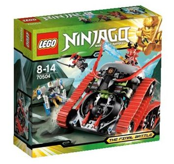 lego 70504 ninjago Garmatron ibrickcity Lego Ninjago  First available pictures of the 2013 sets