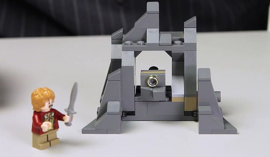 Riddles For The Ring Lego Set