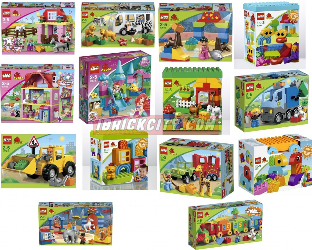 lego duplo sets 2013 ibrickcity 2013 1024x821 Lego Duplo – New pictures of 2013 Sets
